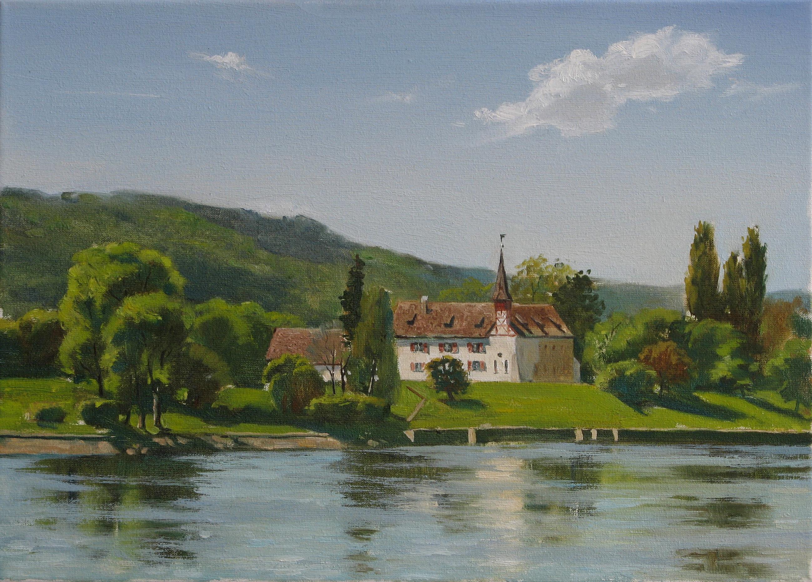 Landschaftsmalerei realismus  Landschaft | Kunst. Alexander Gerlach & Olga Gerlach (Kireeva)